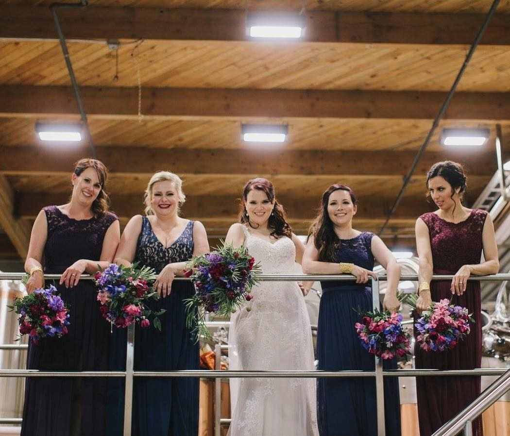 Bridal Beginnings | Vancouver Floral & Event Design